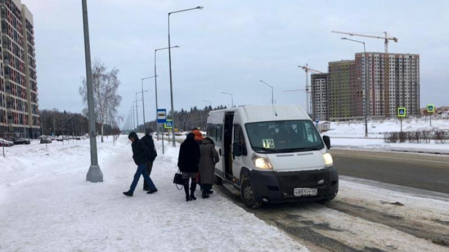 В Обнинске проверяют, как работают маршрутки