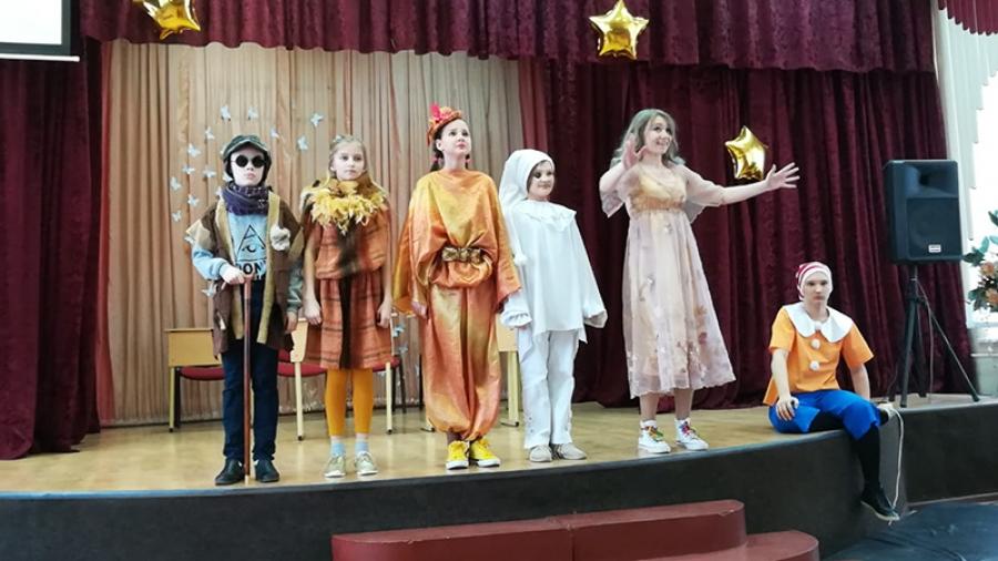 В Обнинске Год театра начался с детского фестиваля