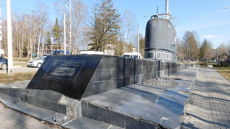 В Обнинске отремонтируют рубку атомной подводной лодки «К-14»