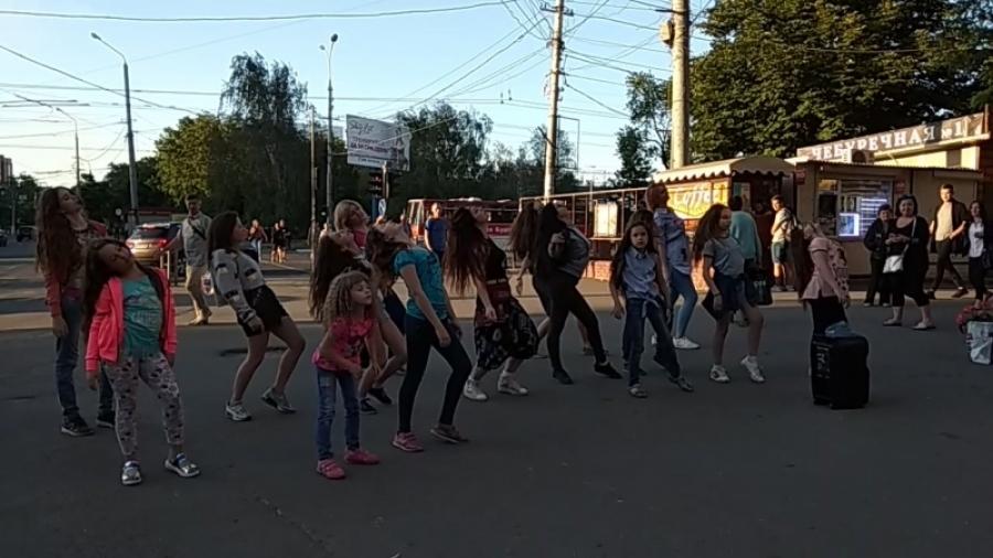 В Боровске пройдет танцевальный стрит-джем