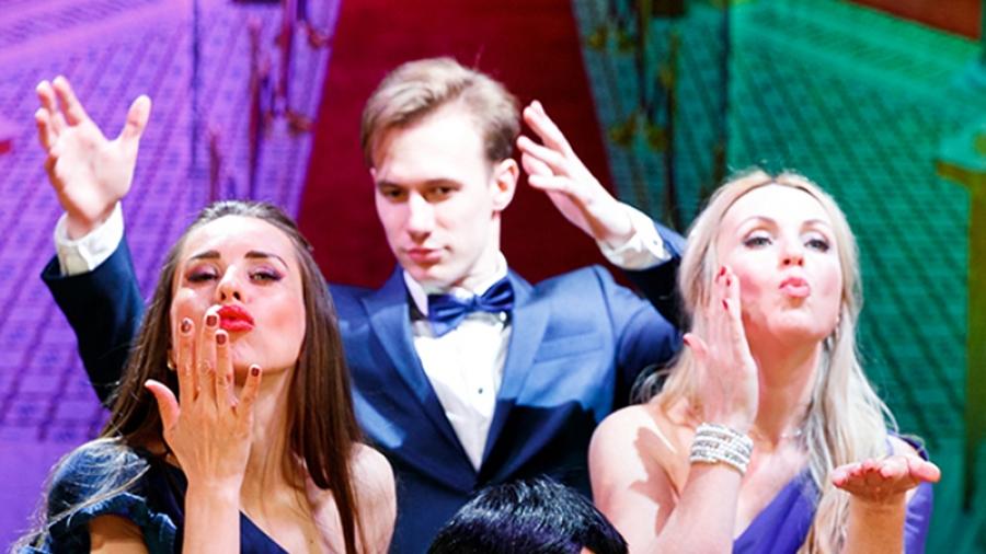 31 марта в ГДК впервые в Обнинске сыграют полномасштабную оперетту —