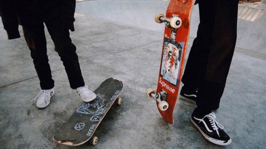 В Жукове построят площадку для скейтеров уже в этом году. А обнинские спортсмены ждут открытия парка в «Циолковском», а пока ездят «на покататься» в столицу