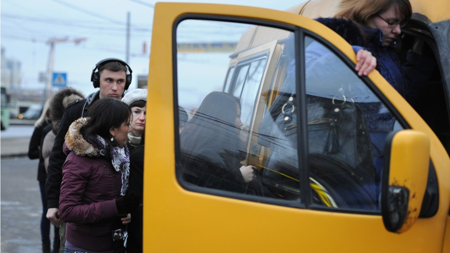 Жительница Обнинска жалуется: ей не давади сдачу в маршрутке