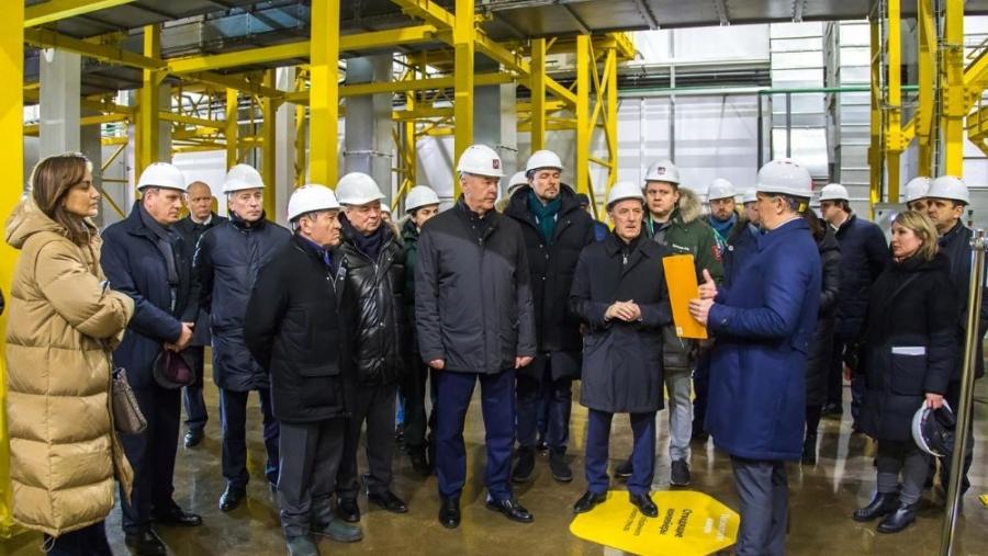 Твердые коммунальные отходы Калужской области будут поступать в экотехнопарк «Калуга»