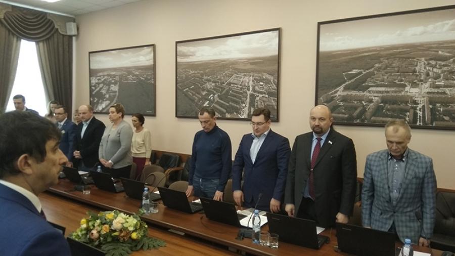Официальное заседание обнинского Горсобрания уложилось в рекордные десять минут