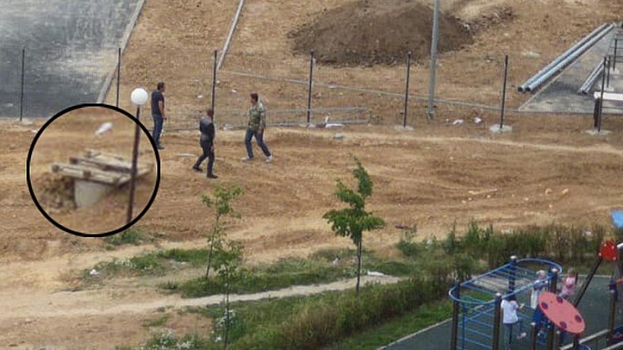 В Борисоглебском ребенок провалился в водопроводную камеру