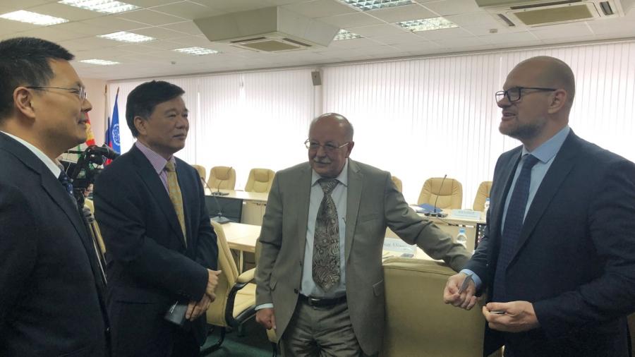 Китайский «Росатом» хочет налаживать сотрудничество с Обнинском
