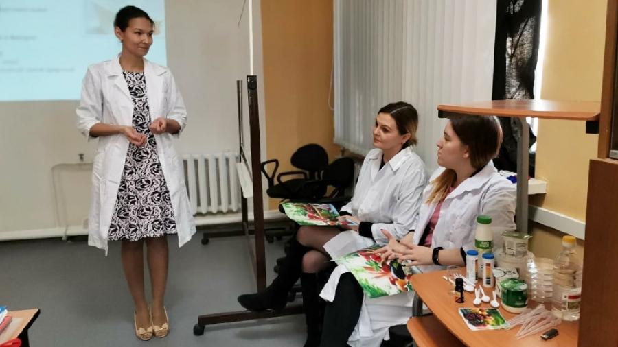 Обнинского учителя биологии признали лучшим педагогом Калужской области