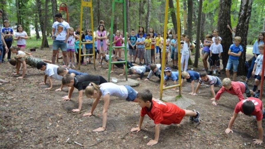 В Калужской области вновь отложили открытие детских лагерей
