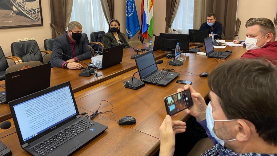 Обнинские депутаты думают, как увеличить финансирование на благоустройствто по линии ТОС