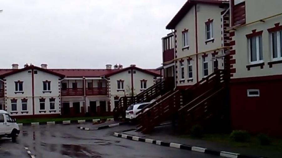 Жители балабановского микрорайона Гагарина жалуются на ржавую воду