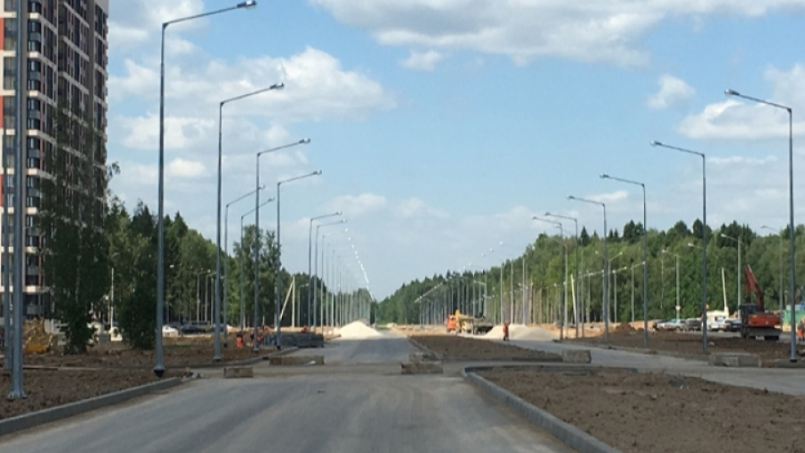 На продолжении проспекта Ленина будут дежурить сотрудники ГИБДД