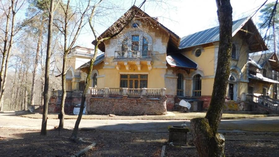 Морозовскую дачу в Обнинске хотят восстановить за счет инвесторов