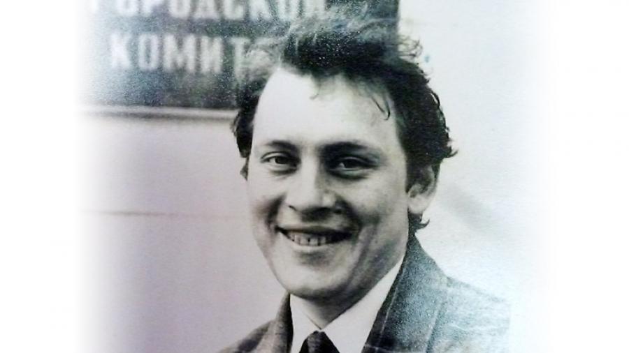 Анатолий Косинский - последний первый комсомольский секретарь