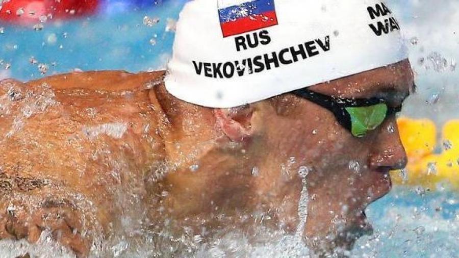 Михаил Вековищев завоевал серебро на Олимпиаде!