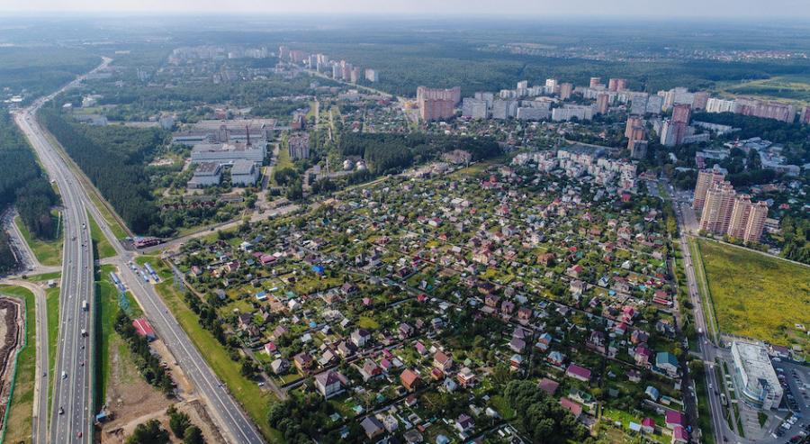 Обнинск и Балабаново могут стать частью Московской агломерации