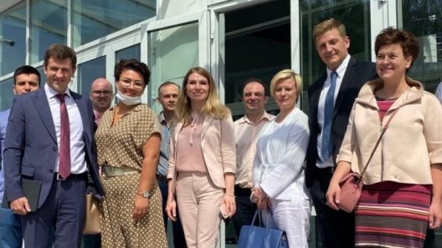 Татьяна Леонова назначена советником губернатора