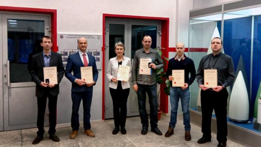 Четыре сотрудника обнинской «Технология» удостоены звания «Инженер года-2019»