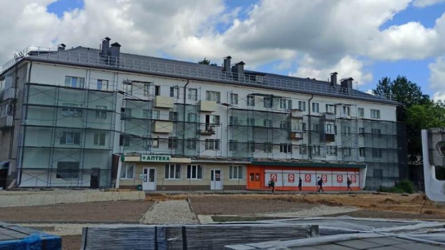Капитальный ремонт в Обнинске идет по графику