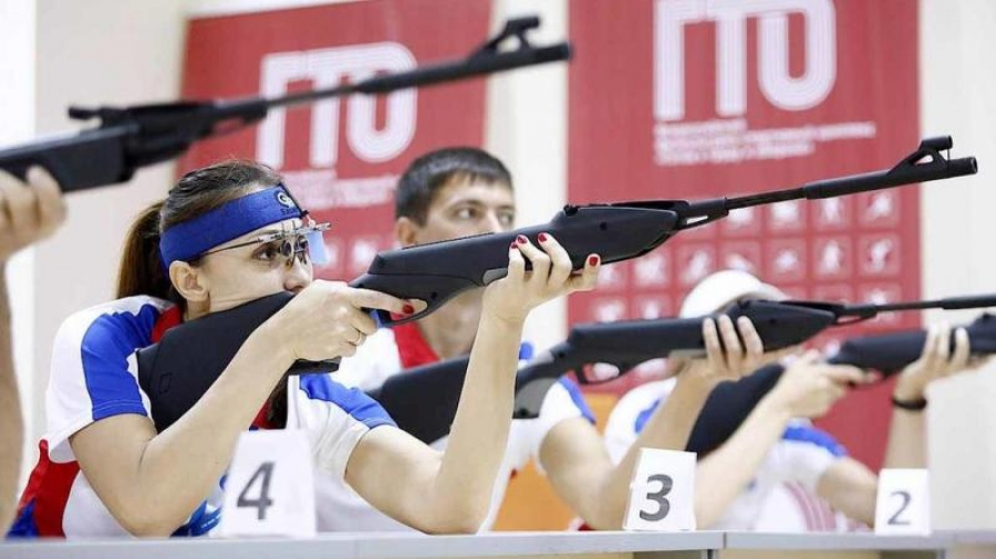 Завтра в Обнинске сдадут ГТО по стрельбе