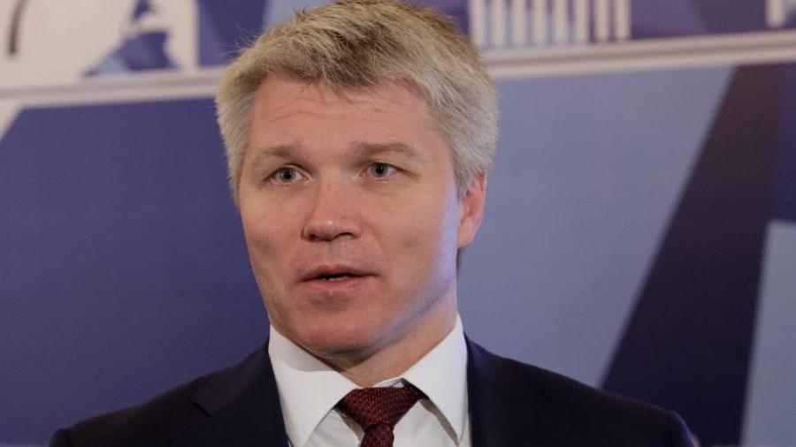 Министр спорта РФ оценил, как Калужская область развивает спортивную инфраструктуру в регионе