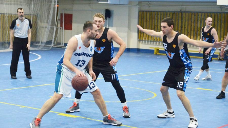 В субботу в Обнинске — главный баскетбольный матч сезона