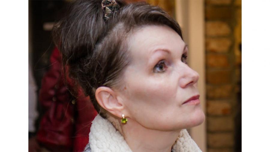Стихи обнинской художницы Елены Моргуновой вошли в престижную международную антологию