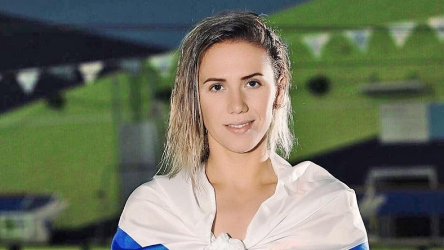 Анастасия Фесикова: наш номер один