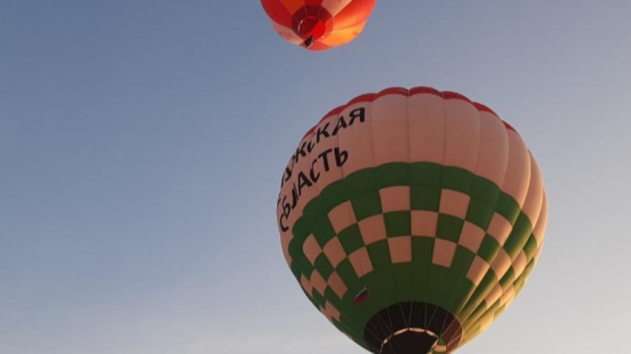 В Калужской области установили рекорд России по воздухоплаванию