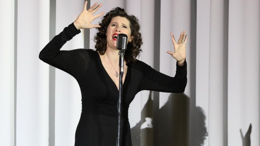 Французская певица Кристель расскажет обнинцам о любви - пронзительно и искренне