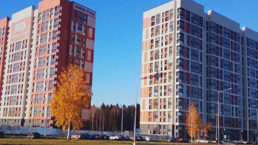 Обнинский UP-квартал «Олимп» готовится встречать новоселов