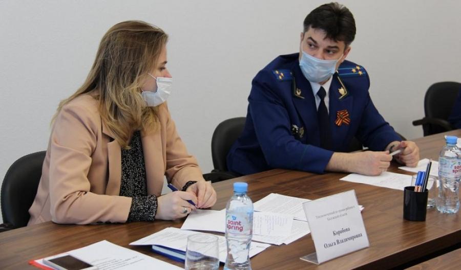 Прокурор области и детский омбудсмен региона встретились с родителями детей-инвалидов в Обнинске
