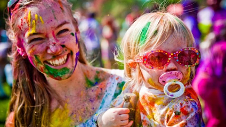 Обнинцев приглашают на фестиваль красок