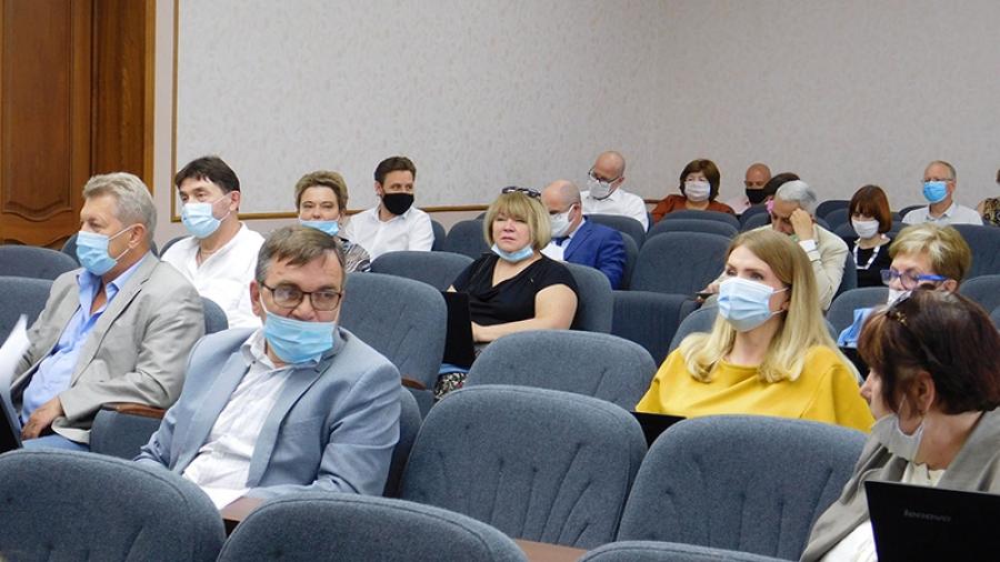 Обнинские депутаты провели последнее для этого созыва официальное заседание