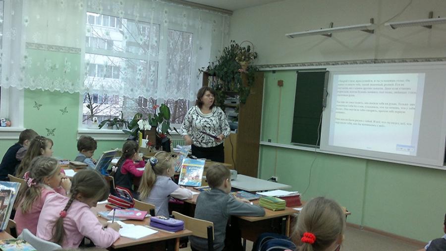 В Обнинске в двух школах отказались от бумажных журналов