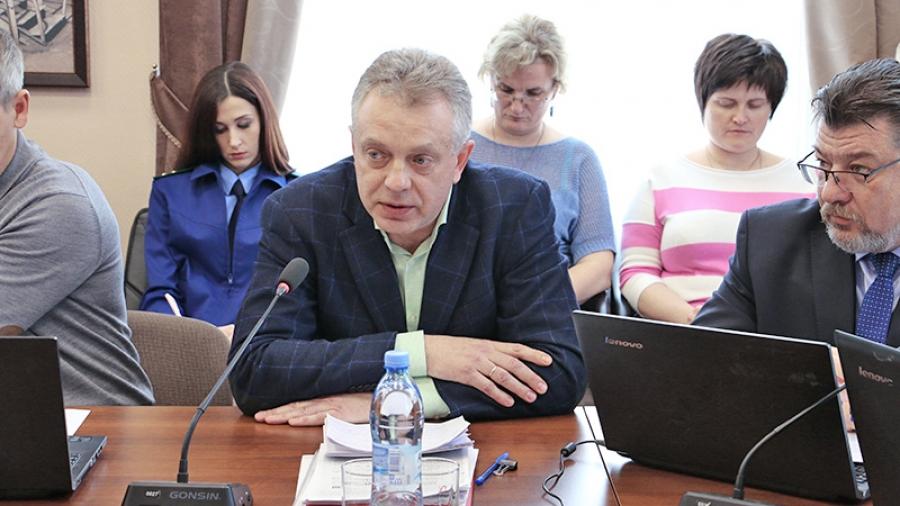 Главный врач КБ №8 Игорь Бондаренко отчитался о работе городской больницы