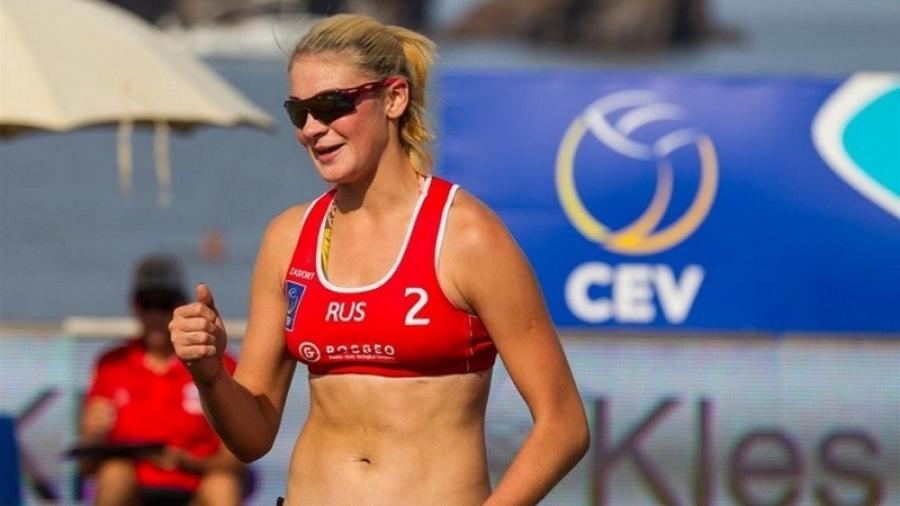 Обнинские волейболистки-пляжницы пробились в плей-офф Первенства Европы