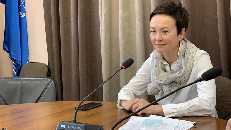 Карина Башкатова о коронавирусе в Обнинске