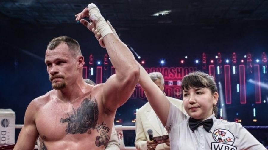 В эту субботу обнинский боксер Алексей Егоров выйдет на ринг против спортсмена из ЮАР