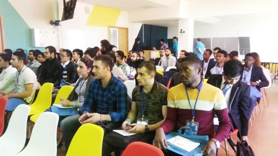 Сегодня в ИАТЭ завершается студенческий форум
