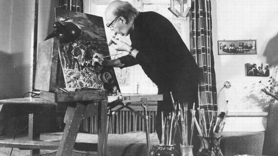 Завтра в обнинском городском музее — торжественное открытие выставки картин Дмитрия Блохинцева