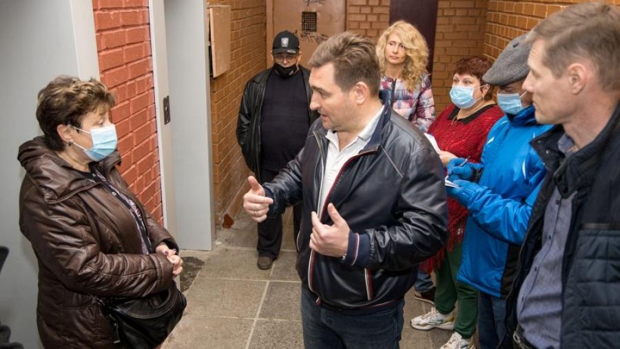 В Обнинске завершили ремонт лифтов