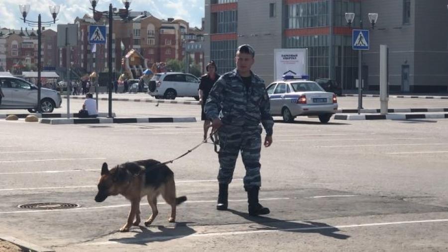 Обнинскую Триумф-плазу проверили: сообщение о заложенной взрывчатке не подтвердилось