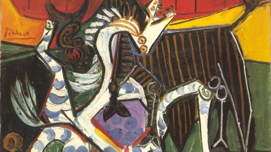 25 января в обнинском музее откроется выставка работ Франциско Гойя и Пабло Пикассо