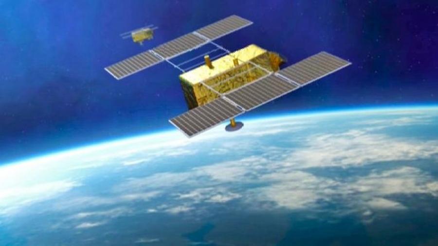 Два спутника «Канопус-В», оснащенные спецпанелями от обнинской «Технологии», вывели на целевую орбиту
