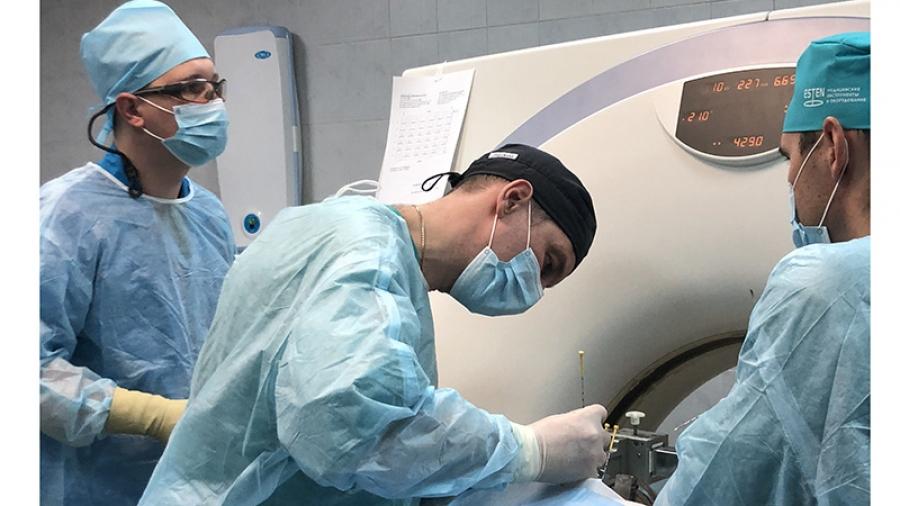 В этом году в Центре брахитерапии обнинской КБ №8 проведут 30 операций. Столько квот выделило ФМБА