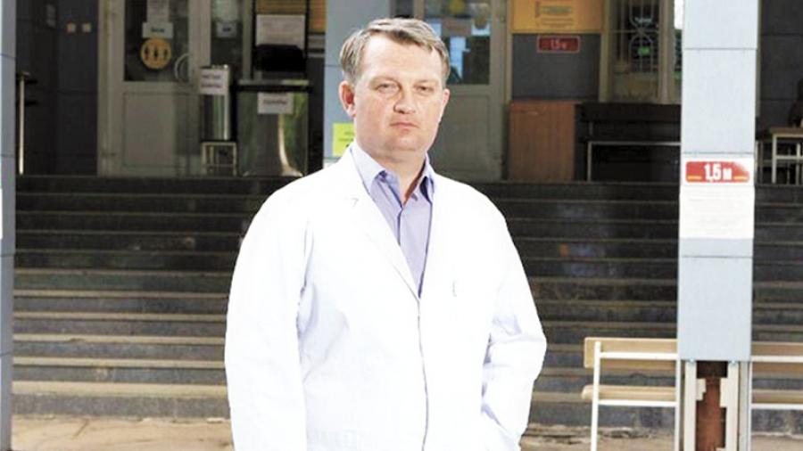 Врач-онколог МРНЦ Владимир Черкесов рассказал о простых и доступных мерах профилактики онкологических заболеваний