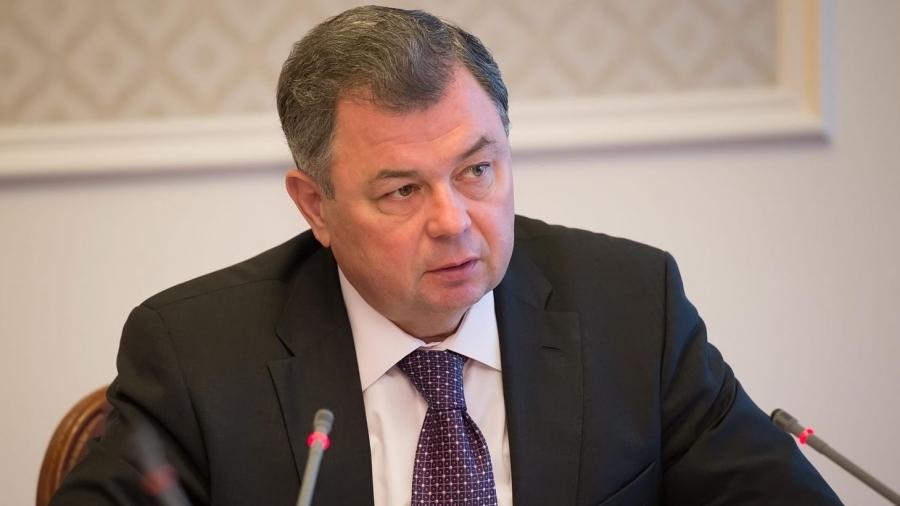 Анатолий Артамонов награжден орденом Александра Невского