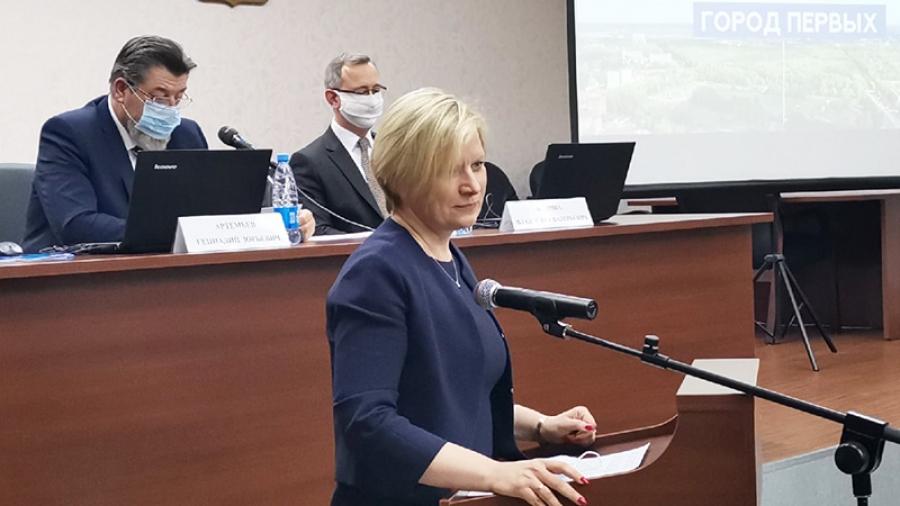 Глава администрации Обнинска Татьяна Леонова отчитается перед горожанами 19 февраля в 19.00