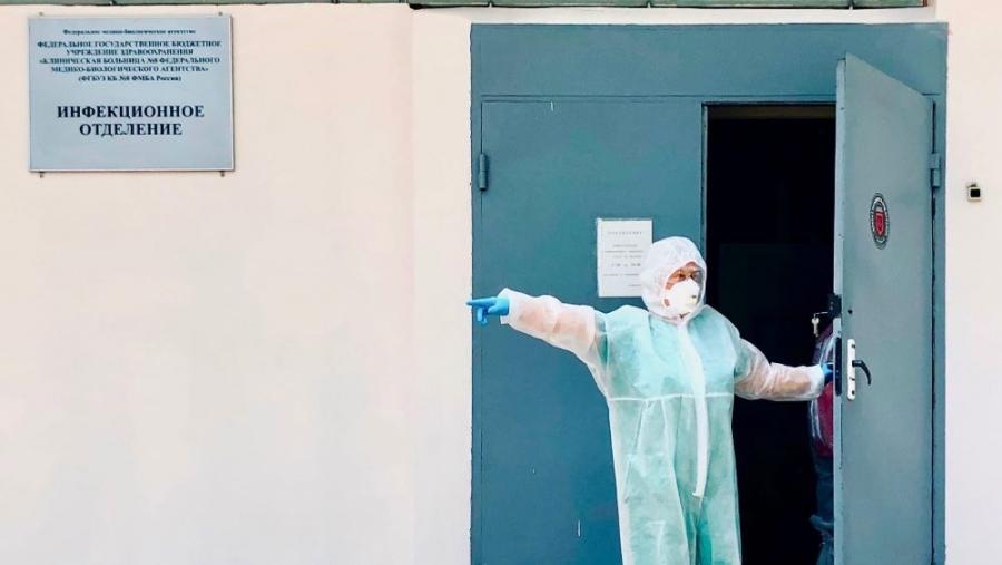 До конца года в Обнинске планируют закончить ремонт инфекционного корпуса КБ №8
